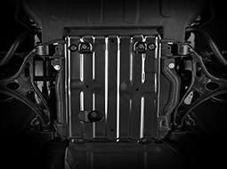 Protection du pare-chocs et du châssis