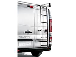 Accessoire extérieur pour véhicule utilitaire