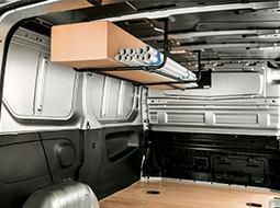 Accessoire intérieur pour véhicule utilitaire