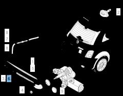 SPATULE ESSUIE-GLACE (Essential Part)