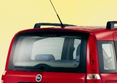 Aileron arrière de toit pour Fiat Panda