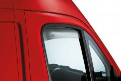 Déflecteurs d'air de vitres avant pour Fiat Professional Ducato