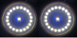 Kit d'ampoules LED pour plafonnier central