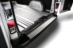 Protection d'entrée du logement de chargement pour fourgon Fiat Professional Talento