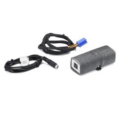 Câble de raccordement iPod pour Lancia Ypsilon