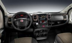 Kit de diffuseurs d'air lounge avec radio pour Fiat Professional Ducato