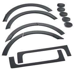 Kit de protection des poignées de portes et des passages de roues