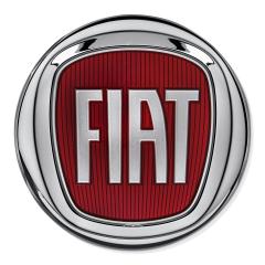 Écusson Fiat arrière pour Fiat 500X