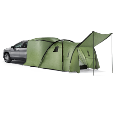 Tente de camping pour toit Jeep