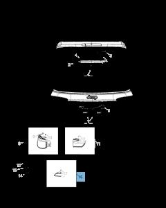 Antibrouillard pour Jeep Compass