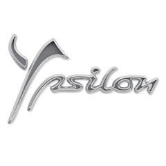 Sigle modèle Ypsilon arrière pour Lancia Ypsilon