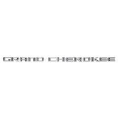 Sigle modèle Grand Cherokee de porte avant pour Jeep Grand Cherokee