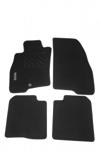 Tapis de sol en moquette pour Fiat et Fiat Professional