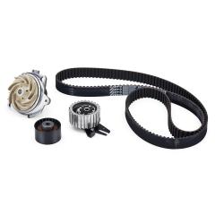 Kit de distribution (courroie et tendeurs de courroie) et pompe à eau pour Fiat et Fiat Professional