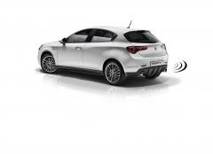 Système antivol à alarme volumétrique pour Alfa Romeo Giulietta