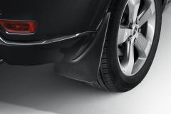 Bavettes arrière profilées pour Jeep Grand Cherokee