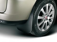 Bavettes arrière en caoutchouc pour Fiat et Fiat Professional