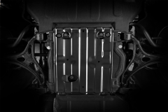 Protection sous caisse pour essieu avant de Jeep Grand Cherokee