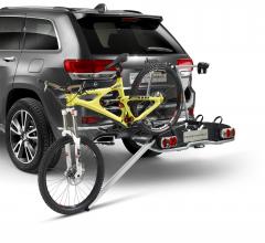 Rampe de chargement pour porte-vélo