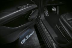 Éclairage de courtoisie pour porte avant (lumière au sol) pour Alfa Romeo