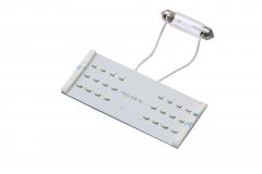 Kit d'ampoules LED pour plafonnier rectangulaire