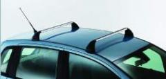 Barres de toit en aluminium pour Fiat Idea