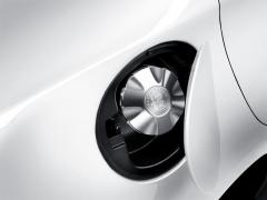Bouchon de carburant en aluminium avec logo Alfa Romeo pour Alfa Romeo Giulietta