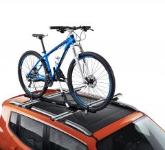 Porte-vélo vertical pour Jeep