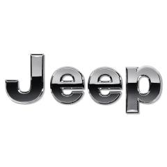 Écusson Jeep de capot moteur pour Jeep