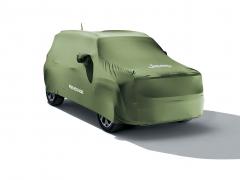 Housse d'intérieur pour Jeep Renegade