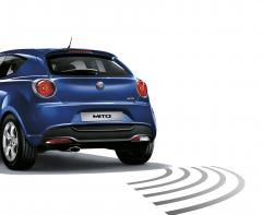 Système antivol à alarme volumétrique pour Alfa Romeo Mito