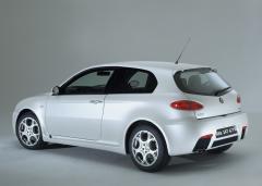 PARE-CHOCS ARRIÈRE POUR ALFA ROMEO 147 GTA