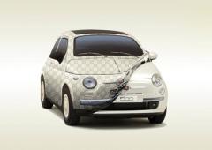 Housse de protection d'intérieur pour Fiat 500