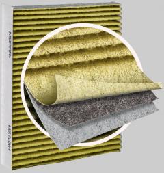 Filtre d'habitacle Prime Anti-Allergènes (Fiat Ducato)
