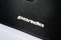 Surtapis Impervius avec broderie 3D du logo de la marque de voiture