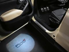 Éclairage de courtoisie pour porte avant (lumière au sol) pour Fiat 500X