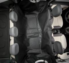 Housse de protection des sièges arrières