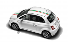 Bande adhésive 500 Italia