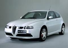 Pare-chocs avant pour Alfa Romeo 147 GTA