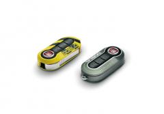 Coque de clé kit «Free Time» pour Fiat et Fiat Professional Doblò