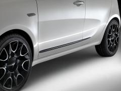 Bandes latérales de protection contre les chocs pour Lancia Ypsilon