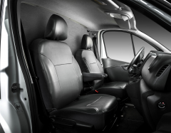 Housses de sièges avant Premium pour van