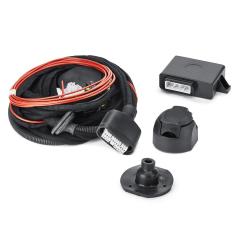 Câblage électrique de crochet d'attelage à 13 pôles pour Fiat