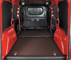 Protection de plancher intérieure. À partir du châssis 6K80048
