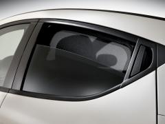 Pare-soleil pour Lancia Ypsilon