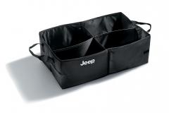 Bac de rangement de coffre à bagages pour Jeep