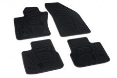 Tapis de sol textile Premium avec marquage au laser Tipo 5 portes et break