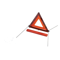 Triangle de signalisation d'urgence version micro