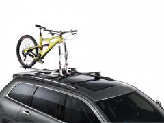 Porte-vélo pour barres de toit