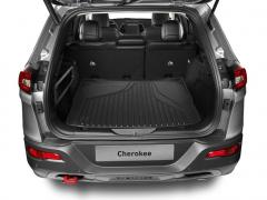 Bac de protection de coffre à bagages pour Jeep Cherokee